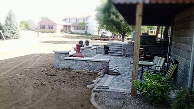 Landscaping/Decks