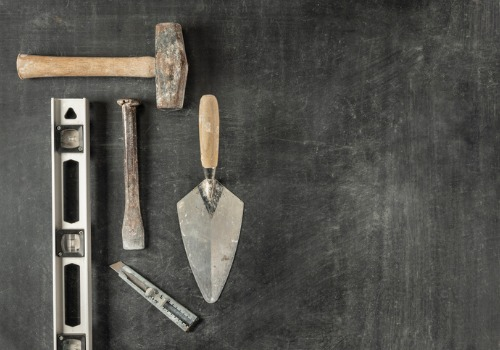 Tools used by Concrete Contractors in Peoria IL
